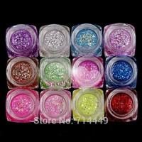 Beauty Salon 12colors/set Nail Gel Shining Women Ladies Essencial Nail Polish Gel Family DIY Nail Tools