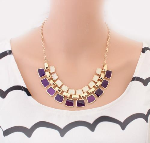 bohemian fashion collier necklace for women 2014 collar vintage jewelry gold new statement necklace 2014 new