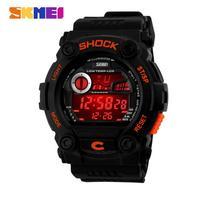 Sports Watches SKMEI Luxury Brand LED Digital Men Watch Military Outdoor Casual Sport Dress Wristwatch For Women Man Clock