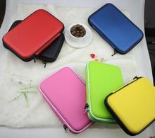 Colorful PU Leather Speaker Case Bag Speaker Sounder Case Cover for 9″  Tablet Computer