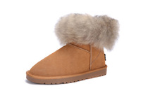 2014 Wholesale 5854 Wool Classic Women Fashion Ankle Austrulia Boots Winter Short Snow Boots