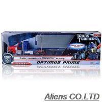 NEW Robot DOTM Optimus Prime Movie Trilogy Series Mechtech Trailer action figure toy for childrens