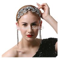 newness rhinestone tassels bridal hairbands  Princess crystal crown  bridal tiaras wedding  dress accessories