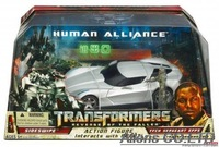 NEW Original package robot ROTF Human Alliance Sideswipe with Epps Voyager class action figure toy