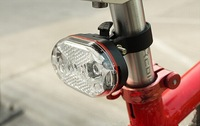Bike MTB Bicycle Safety Cycling 9 LEDs Rear Taillight Warning Light Lamp
