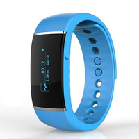 2015 HOTTEST smartband for IOS and Android smart bracelet with fitness tracker wearable wristband 6 colors available