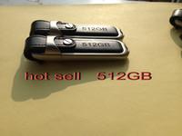 Fast and Free ship black Leather 512GB USB 2.0 Flash Memory Pen Drive 512GB Stick Drives U Disk Sticks Flash Drive 1pcs/lot