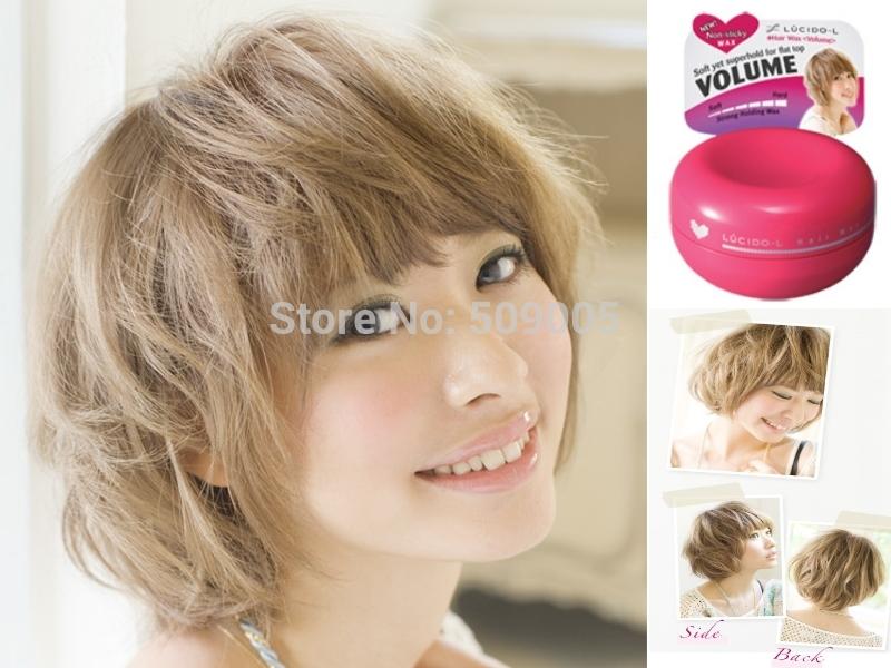 Как сделать укладку воском для волос