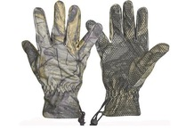 2014 new winter warm gloves, non-slip breathable camouflage gloves, high quality elastic multipurpose gloves