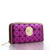 high quality 2014 Fashion famous Designers X88mk Brand Michaeled Selma wallet women purse PU LEATHER women's long design wallet