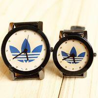 Watches Steel Band Men And Women Fashion Stylish Lovers Quartz Watch pair Men Women Dress wristwatches