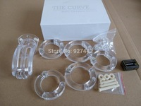 free shipping CB4000 male chastity cage device sex toys for male 002