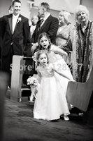 fashion real designer christmas krikor-jabotian scoop white bride a line diamond flower girls dress for weddings RTT-0461