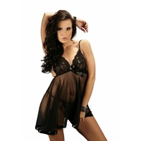 Free shipping Sexy Plus Size Dress Women's Sexy Lingerie Costume Big XL-4XL Lace Pajamas Underwear Intimates Night Clubwear