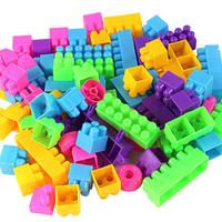 Free shipping Children's blocks plastic  assembled desktop toys environmental tasteless about 280pcs/pack retail drop ship