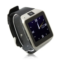 GV08 Smart Digital Watch Touch Screen Bluetooth Wristwatch Support SIM Card for Smartphone+Anti-Lost Phone Remind