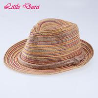 2014 new  free shipping female straw sun hat cap