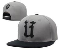 2014 Bone Snapback hat for men women polo Hip Hop cap panel Unkut Baseball cap adjustable gorro hat snap 7styles free shipping