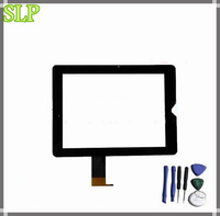 New 9.7inch touchscreen panel touch screen with digitizer PB97DR8070 PB97DR8070-05 6-pin cable For TEXET TM9748 tablet pc+tools