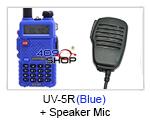 Lowest Price uv5r blue walkie talkie dual band ham radio mobile