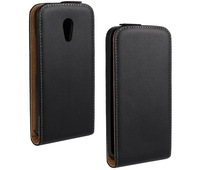 For Moto G2 Mobile Phone Leather Case Bag, Vertical Flip Pouch Cover Case for Motorola Moto G 2nd XT1063 XT1068