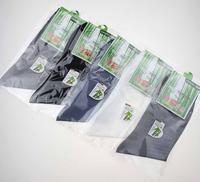 2014 HOT Pure Color Bamboo charcoal Men Socks for Summer Socks & Color Random (Free Size)