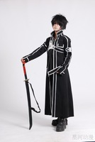 cosplay anime costume sword art online Clothes kirigaya kazuto