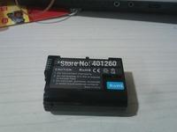 2PCS/LOT EN-EL15 ENEL15 Battery for Nikon  camera  SLR V1 D800 D800E D7000 MB-D11 MB-D12  MH-25