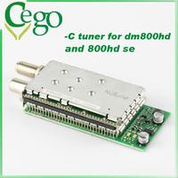 DVB-C Satellite TV Tuner for Dreambox DM800HD DM800HD se Satellite Receiver TV Tuner for DM800 HD 800se