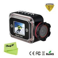120 Degree Wide Angle Waterproof Digital HD Video Action Camera Sport Bike Cameras 720P Digital Camcorder Sport Cam 0.3-DVR32