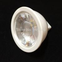 DHL Free shippping 20pcs/lot LED Spot light Bulb Dimmable 6W COB MR16 LED Spotlight 12V