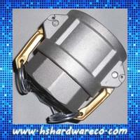D type aluminum camlock coupling
