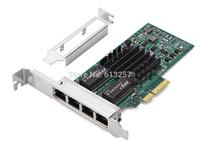 I350-T4 PCI-E Server Network Card with 4 Gigabit nics For i350t4 Multi-port Network Adapter