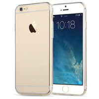 "Ultra Thin Slim Soft TPU Transparent Crystal Clear Skin Case Cover for iPhone 6 4.7"" NEW Dorp Shipping"