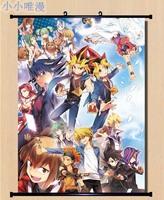 HOME Decor Game Anime Poster Wall Scroll ~ Yu Gi Oh  1484311