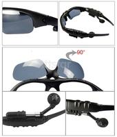 Sunglasses Bluetooth Headset headphone Sun Glasses For Mobile Phone  SV000323