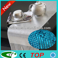 Fashionable and beautiful metal mesh fabric