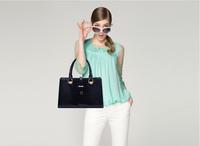 New fashion handbags shoulder bag handbag bag tide bag crocodile pattern stereotypes