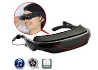 Digital Virtual Display / Portable Video Glasses With 72Inch Virtual Display, 4GB, AV Function