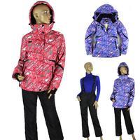 New 2014 Fashion Women Ski Suit Sets Windproof Waterproof Winter Ski Jacket+Pants Warm Breathable Wearproof Free Shipping 120