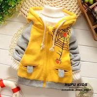 New High Quality Boys minnie hoodies Winter warm hoody Children sweatshirt kids clothes for children