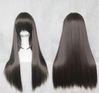 Final Fantasy:Type-0 Deuce mix brown and black cosplay wig Final Fantasy cosplay wig