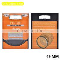 49mm CPL Digital Filter Lens Protector for all 49mm Canon Nikon DSLR SLR Camera Free Shipping