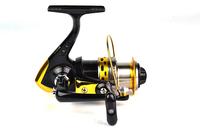 Free shipping Daiwa MGB series Fishing Reels spinning reel Pre-Loading Spinning Wheel Pre-Loading Spinning Wheel 5.2:1