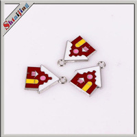 Wholesales diy handmade jewelry making pendants Christmas house for gift