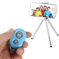 Bluetooth wireless remote control camera shutter release self timer for ios android smartphone