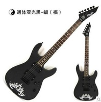 Top quality 2014 New The thunder sword beginners electric guitar Perfect matte black bat