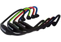 2014 fashion Universal Neckband Sports Stereo Calls Music Wireless Bluetooth Headset earphone