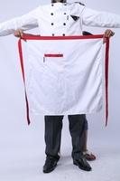 FREE SHIPPING fashion restaurant kitchen half apron