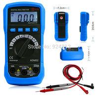 BSIDE ADM02 Auto Range Multifunction Digital Multimeter DC AC Voltage Current Meter Tester
